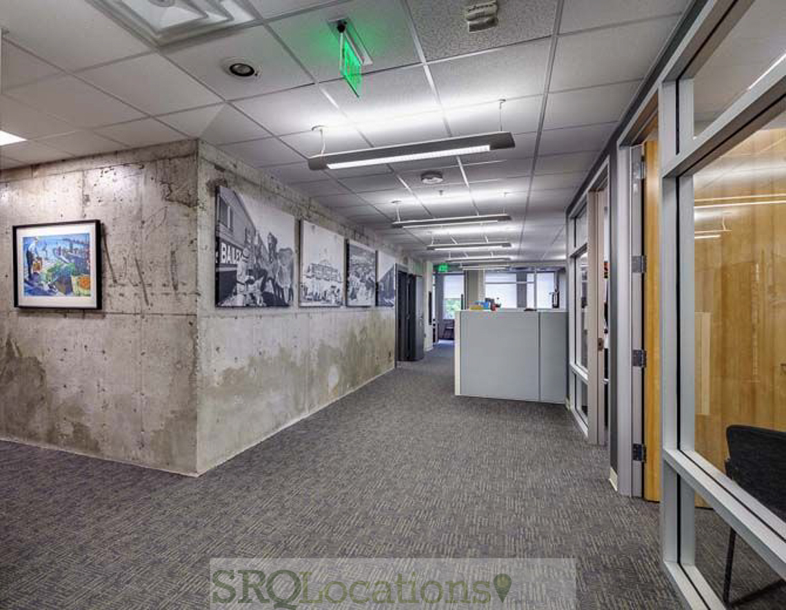 Industrial modern office Home Srq Locations Modern Industrial Office