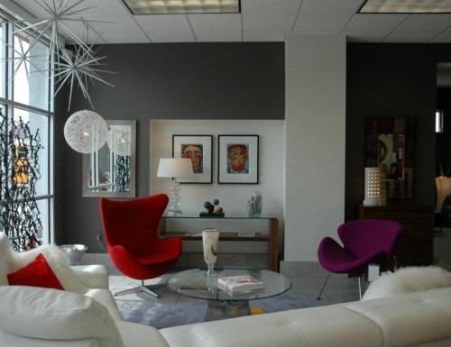 Modern Home Settings
