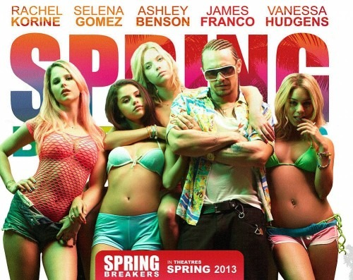 Spring Breakers film shot in Sarasota, Florida