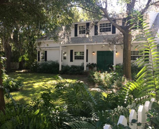 White Picket Fence Cottage